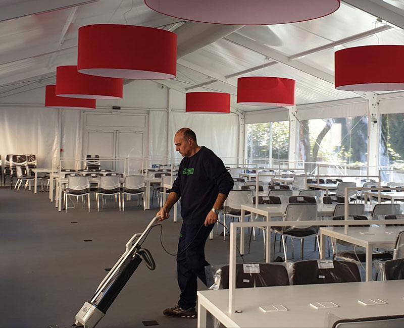 pulizia e sanificazione uffici milano